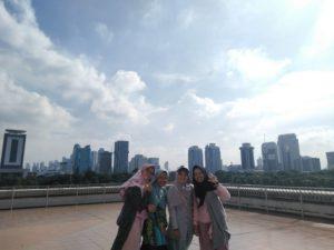 Travelling dan 'Muhibah' ke Jakarta