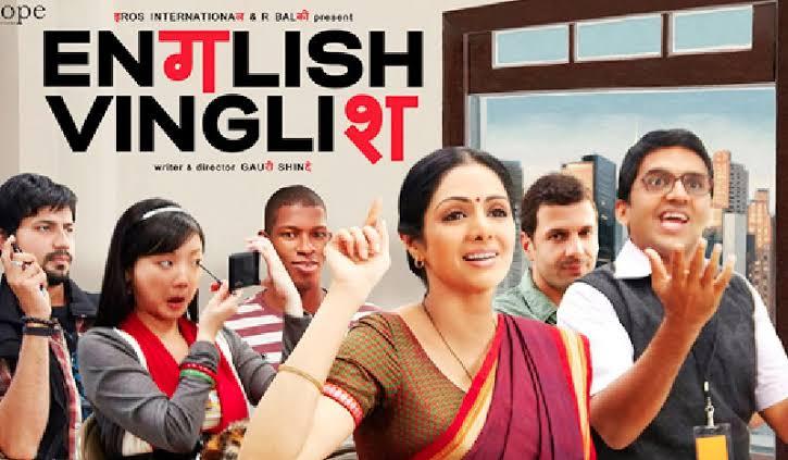 Review Film English Vinglish: Mau Nangis Belajar Bahasa Inggris!